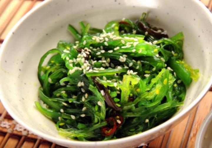 Yo como algas porque…