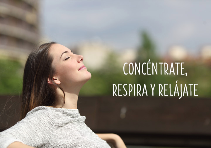 Aumenta tu nivel de vida... respirando