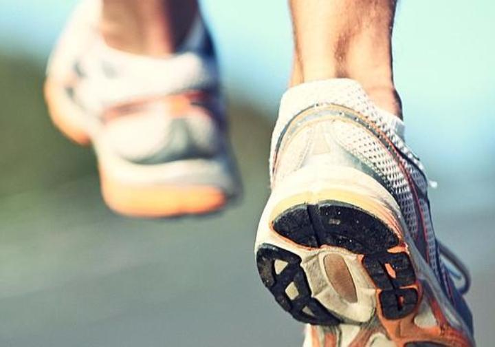¿qué nos sucede al empezar a correr?