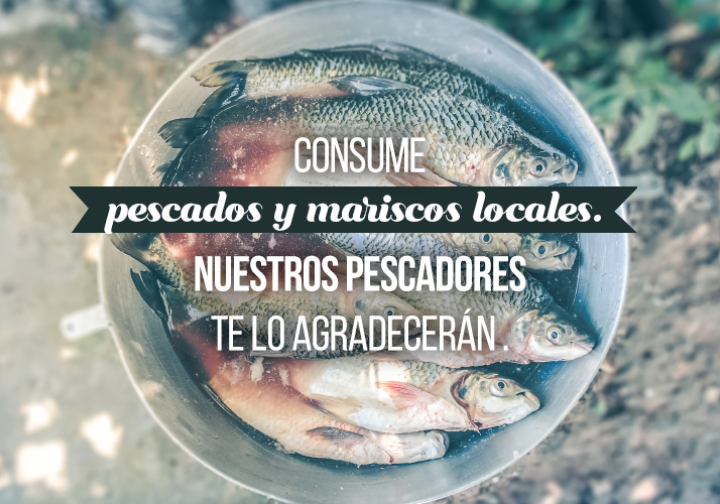 ¿eres un pescetariano local?