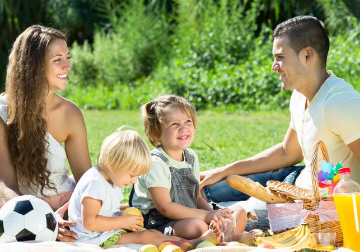 En vacaciones, ¡actividades al aire libre!